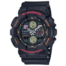 นาฬิกา CASIO G-shock GA-140-1A4DR (ประกัน cmg)