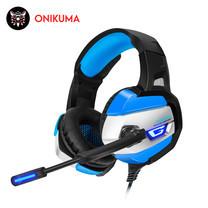 ONIKUMA K5 Gaming Headset รองรับการใช้งานบน PC, Mobile, PS4, Switch