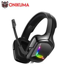 ONIKUMA K20 Gaming Headset รองรับการใช้งานบน PC, Mobile, PS4, Switch