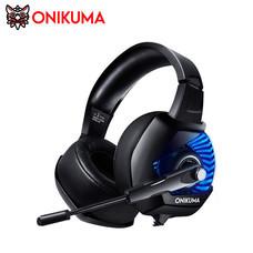 ONIKUMA K6 Gaming Headset รองรับการใช้งานบน PC, Mobile, PS4, Switch