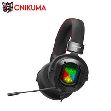 ONIKUMA K3 RGB Gaming Headset รองรับการใช้งานบน PC, Mobile, PS4, Switch