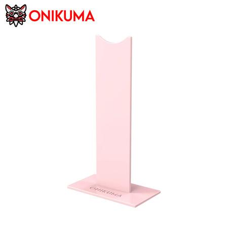Onikuma ST-1 Headphone Stand แท่นวางหูฟัง ขาตั้งวางหูฟัง ที่แขวนหูฟัง น้ำหนักเบา ขนาดกะทัดรัด แข็งแรงทนทาน