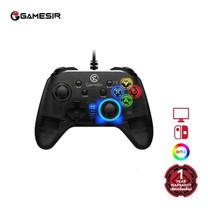 GameSir T4w Wired Controller จอยเกมถูกออกแบบสำหรับการเล่นเกมบน PC และ NintendoSwitch