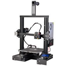 Nidouillet 3D Printer Creality Ender-3 V-Slot สล็อตแบริ่งพรูซา i3 DIY เครื่องพิมพ์ 3D พร้อม Resume การพิมพ์ MK-10 เครื่องอัดรีดสำหรับใช้ในบ้านและโรงเรียน, เด็ก, การออ