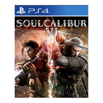 แผ่นเกม PS4 - Soul Calibur VI (Z3 ASIA ENG/JAP)