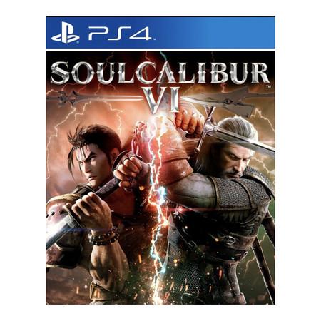 แผ่นเกม PS4 - Soul Calibur VI (Z3 ASIA ENG/JAP)