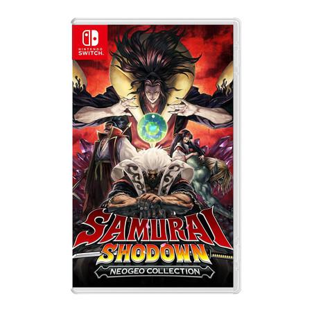 Samurai Shodown NEOGEO Collection ( Asia EN/CH/JP ) - Nintendo Switch