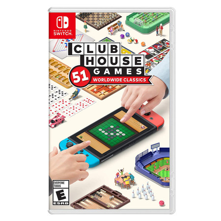 51 Worldwide Games (AUS ENG) - Nintendo Switch