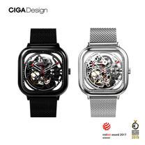 (ประกันศูนย์ไทย 1 ปี) CIGA Design Full Hollow Automatic Mechanical Watch - นาฬิกาออโตเมติกซิก้า ดีไซน์ รุ่น Full Hollow