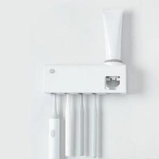 Xiaomi Dr. Meng Smart UV Sterilized Toothbrush Holder – ที่เก็บแปรงสีฟันฆ่าเชื้อโรคติดผนัง Dr.Meng