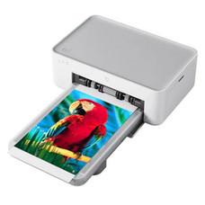Xiaomi Wireless Photo Printer - เครื่องปริ้นรูปไร้สาย (พร้อมตลับหมึก+กระดาษ 40แผ่น)