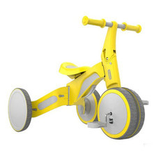 Xiaomi 700Kids 2 in 1 Balance Car Tricycle - จักรยานสามล้อ 2 ระบบ (สีเหลือง)