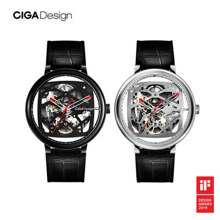 (ประกันศูนย์ไทย 1 ปี) CIGA Design Fang Yuan Automatic Mechanical Watch - นาฬิกาออโตเมติกซิก้า ดีไซน์ รุ่น Fang Yuan