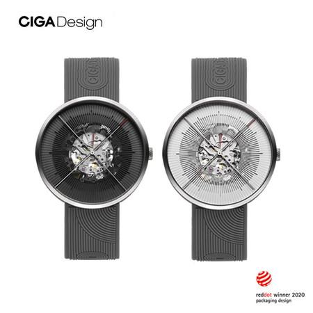 (ประกันศูนย์ไทย 1 ปี) CIGA Design J Series Automatic Mechanical Watch - นาฬิกาออโตเมติกซิก้า ดีไซน์ รุ่น J Series