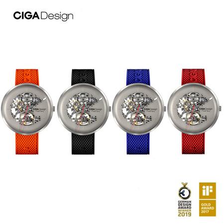 (ประกันศูนย์ไทย 1 ปี) CIGA Design MY Series Titanium Automatic Mechanical Watch - นาฬิกาออโตเมติกซิก้า ดีไซน์ รุ่น MY Series Titanium