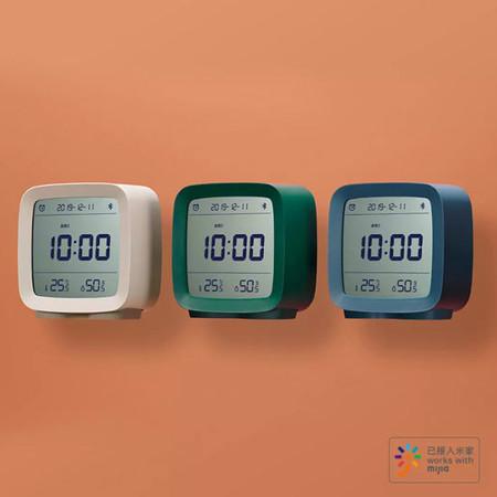Xioami Qingping Bluetooth 3 in1 Alarm Clock - นาฬิกาปลุกบลูทูธอัจฉริยะ 3 in1