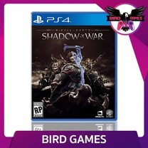 Shadow of War Middle Earth PS4 Game