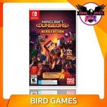 Minecraft Dungeons Hero Edition Nintendo Switch Game