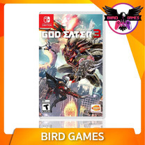 God Eater 3 Nintendo Switch Game