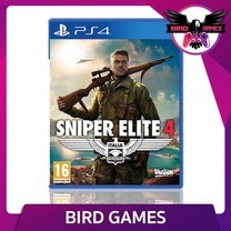 Sniper Elite 4 PS4 Game