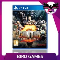 Contra Rogue Corps PS4 Game