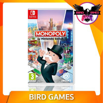 Monopoly ปกขาว Nintendo Switch Game