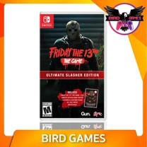 Friday The 13th Ultimate Slasher Edition Nintendo Switch Game