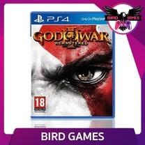 God of War 3 PS4 Game