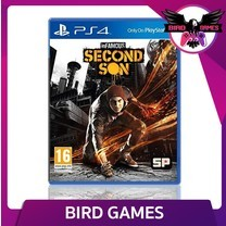 Infamous Second Son PS4 Game
