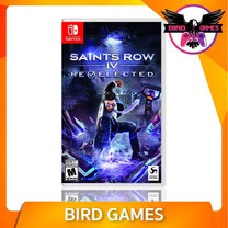 Saints Row IV Re-Elected Nintendo Switch Game