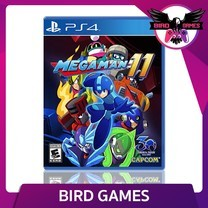 Megaman 11 PS4 Game