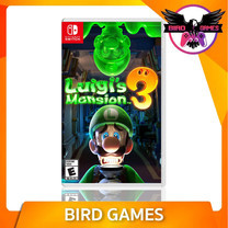 Luigi's Mansion 3 Nintendo Switch Game