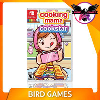 Cooking Mama Cookstar Nintendo Switch Game
