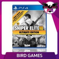 Sniper Elite 3 Ultimate Edition PS4 Game