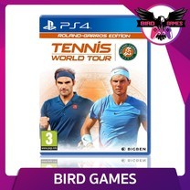 Tennis World Tour Roland Garros Edition PS4 Game