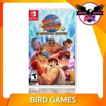 Street Fighter 30th Anniversary Collection Nintendo Switch Game
