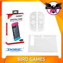 Dobe เคสใส ใส่เครื่อง Nintendo Switch+Joy Con