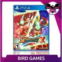 Megaman Zero/ZX Legacy Collection PS4 Game