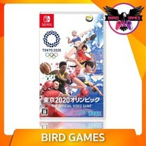 Olympic Games Tokyo 2020 Nintendo Switch Game