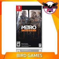Metro Redux Nintendo Switch Game