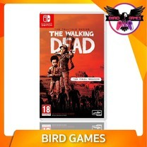 The Walking Dead The Final Season Nintendo Switch Game