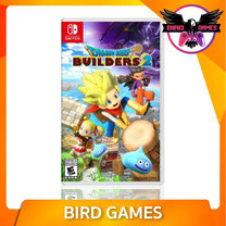 Dragon Quest Builders 2 Nintendo Switch Game