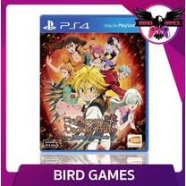The Seven Deadly Sins Knights of Britannia PS4 Game