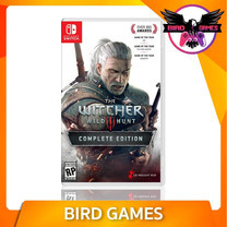 The Witcher III Wild Hunt Complete Edition Nintendo Switch Game