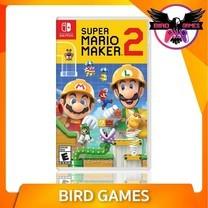 Super Mario Maker 2 Nintendo Switch Game