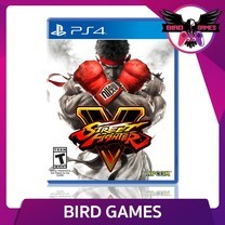 Street Fighter V PS4 Game