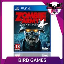 Zombie Army 4 Dead War PS4 Game