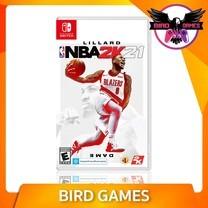 NBA 2K21 Nintendo Switch Game