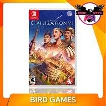 Civilization VI Nintendo Switch Game (Civilization 6 Switch)