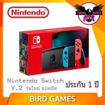 เครื่อง Nintendo Switch สี Neon (Nintendo Switch Console)